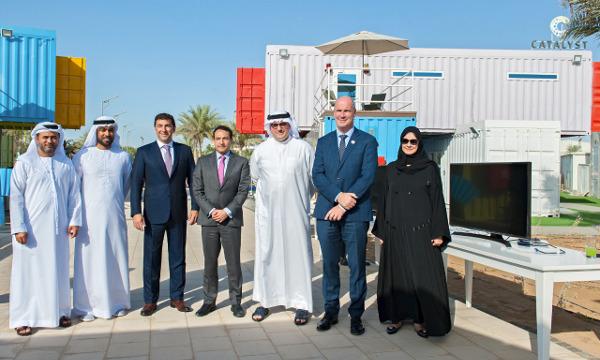 Tech Park at Masdar City to position Abu Dhabi as an innovation hub